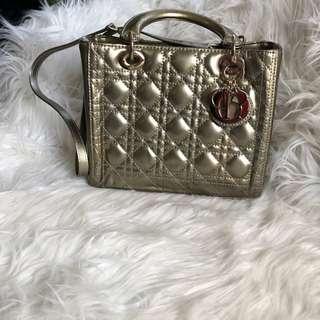 Christian Dior 2 Way Bag