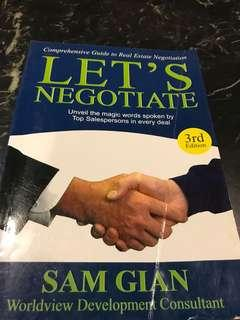 Let's Negotiate : Unveil the Magic Words spoken by Top Salespersons in every deal