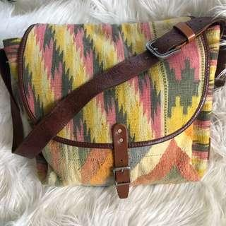 Will Dhurrie Messenger Bag