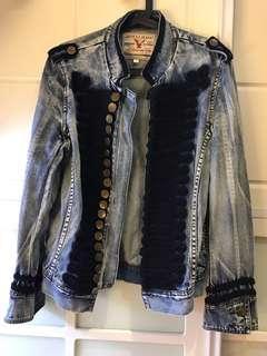 Joneaa jeans 牛仔褸