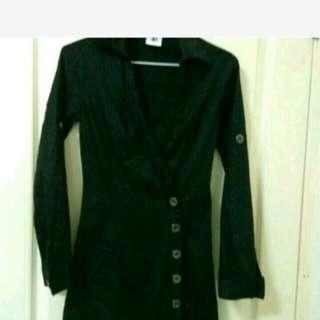 💰特賣全新韓國氣質風衣式洋裝外套