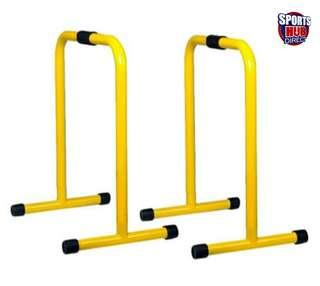 🚚 FREE DELIVERY 83cm High Parallette Parallel Bars (PAIR) Multi-Exercise Racks (Fixed)