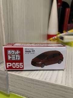 P055 Honda Fit