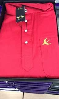 Baju Melayu Reda cili