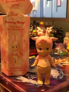 Sonny Angel 櫻花系列 羊羊🐑 已拆盒,全新的