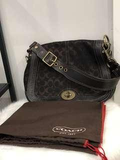 Coach Handbag + Dustbag