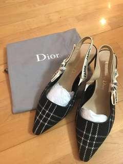 Dior 低跟鞋