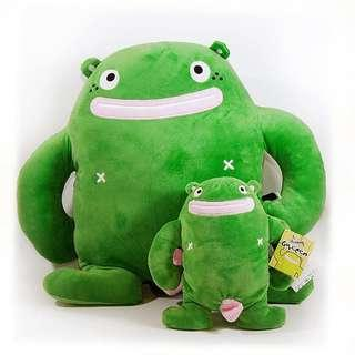 Limited Edition Giant Dooodolls Plush - Gweeen #MakeSpaceForLove