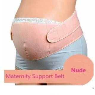 Maternity Belly Support Pregnancy Support Maternity Support - Peach Color