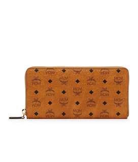 Mcm zip wallet [SALE]