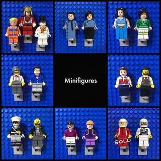 Random Minifigures