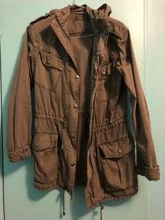 Talula trench jacket size S