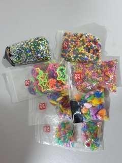 🚚 Assorted beads