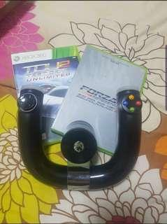 🚚 Xbox 360 Speed Wheel