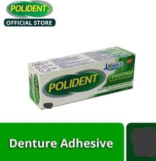 2 x 8.5g 3D Hold Denture Adhesive Polident