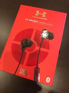 JBL Under Armour Sport Wireless Earphone