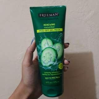 Masker Freeman Mask Renewing Cucumber