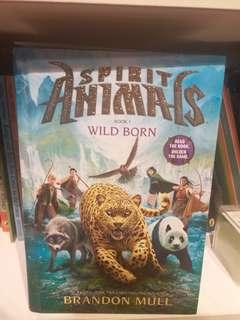 Spirit Animals Wild Born Book One
