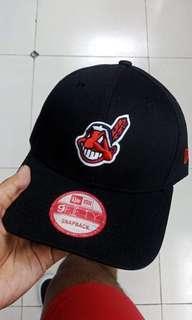 Indians baseball cap