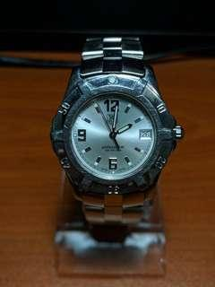 Authentic Tag Heuer Watch Quartz good condition WN11C
