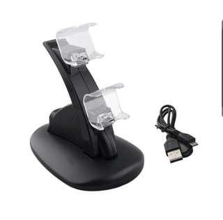 🚚 PS4 Controller Dual Charging Dock