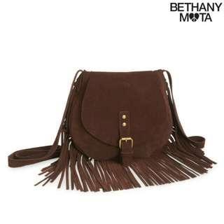 Bag Bethany Mota Fringed crossbody bag by Aeropostale