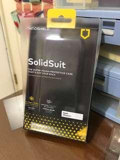 🚚 (二手) iphoneX 犀牛盾 solidsuit
