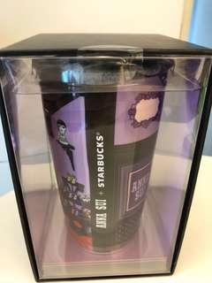 Anna Sui + Starbucks ceramic mug