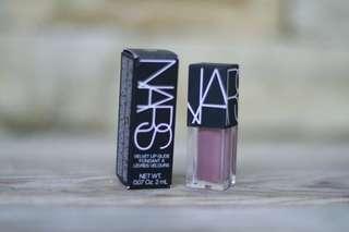 Nars Velvet Lip Cream Travel Size