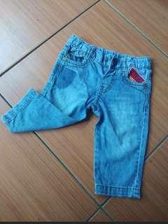 #paydaymaret zara baby jeans #ibuhebat