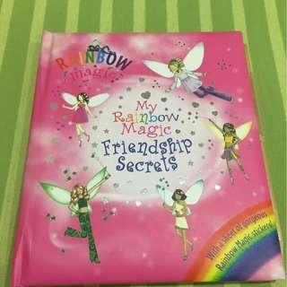 Rainbow Magic: My Rainbow Magic Friendship Secrets