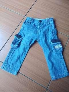 Jeans zara baby #ibuhebat