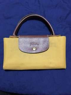 🚚 Longchamp 短柄L號 手提包