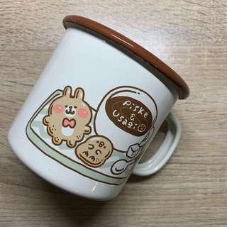 🚚 7-11卡娜赫拉的小動物❤️下午茶時光琺瑯杯