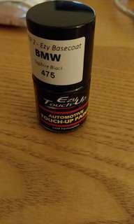 BMW touch up paint saphire black