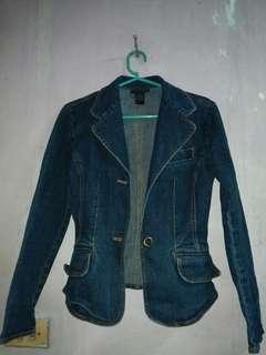 Denim Jacket ( The Limited Stretch)