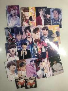 Bts unofficial goods (photocards stickers) ALL MEMBERS