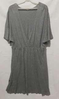 Plus Size Merona Overlap Dress