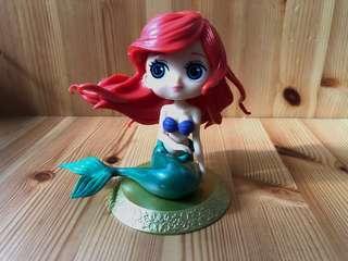 Disney Ariel cake topper