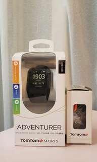 Tomtom Adventurer watch