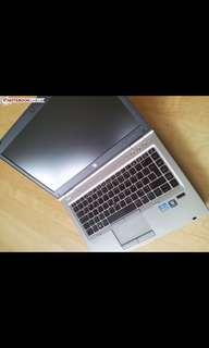 Hp Elitebook 8470p core i5 3rd gen laptop