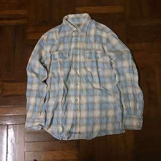 Levis Levi's LVC 復古格仔 check shirt 恤衫 襯衫