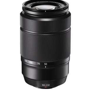 Fujifilm xc50-230mm ois ii
