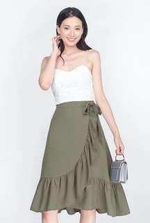 🚚 Fayth Dalena Ruffle Skirt