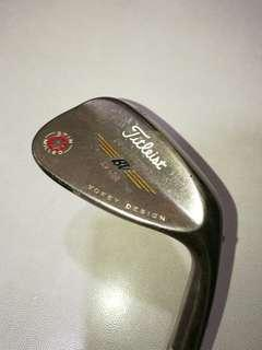 Titleist Golf - Spin Milled 52 Degree Wedge