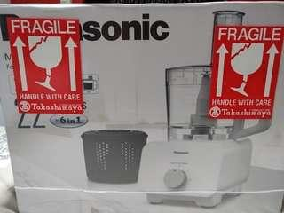 Brand New Panasonic Food Processor