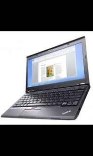 Lenovo ThinkPad X230 i5 3rd gen laptop