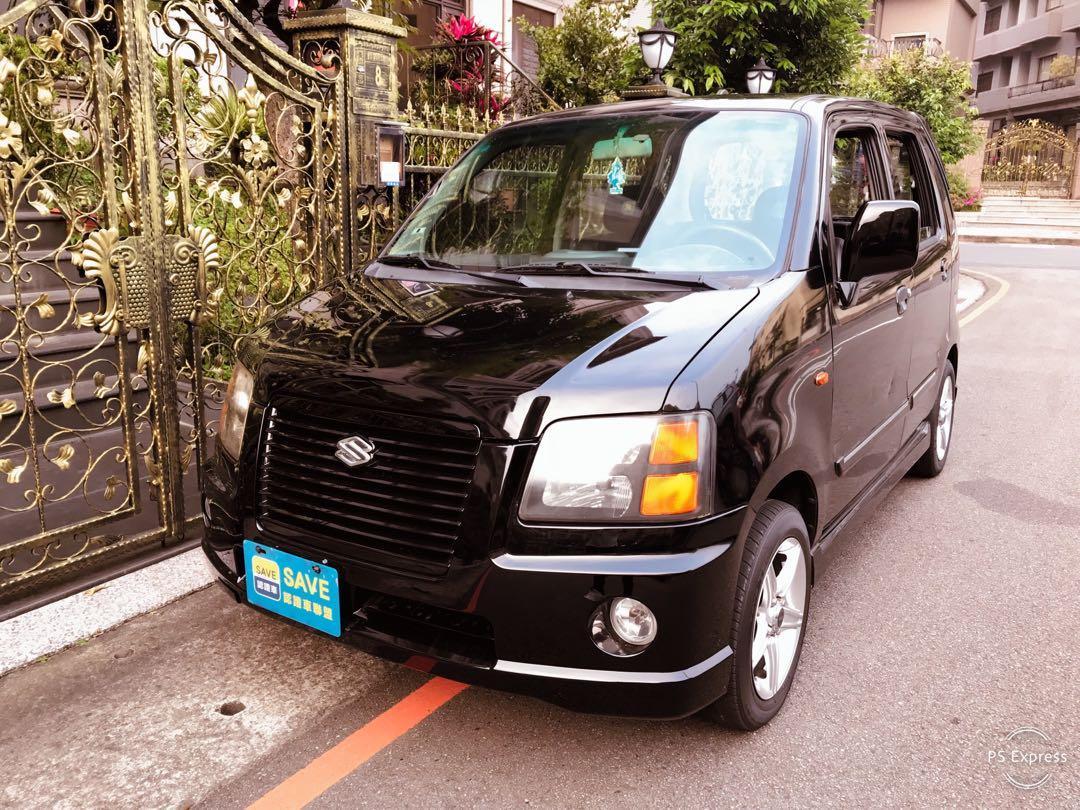 🚙➿ 2004 Solio