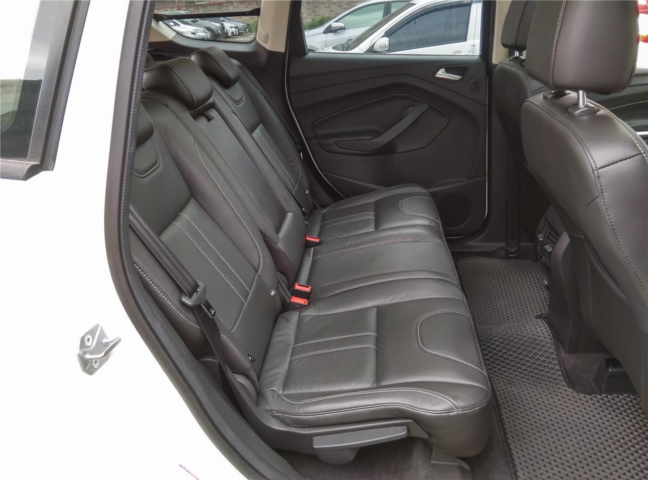 【全額貸 二手車 中古車】2014年 KUGA 1.6T 白色頂級