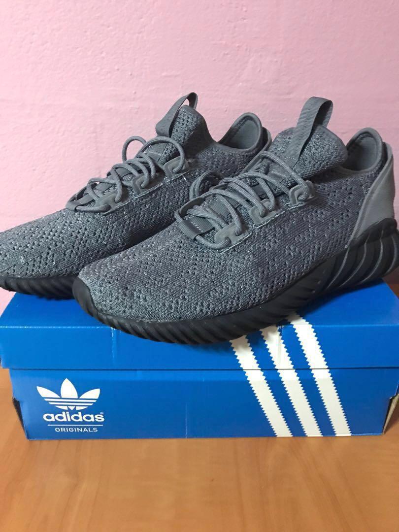 online store 17698 33bd5 Adidas Tubular Doom Sock